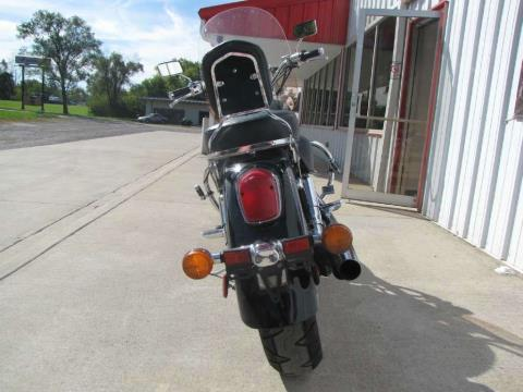 2000 Honda VT1100C2 Shadow Sabre in Ottawa, Ohio