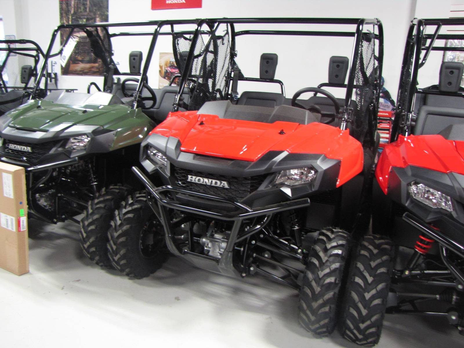 2020 Honda Pioneer 700 in Ottawa, Ohio - Photo 1