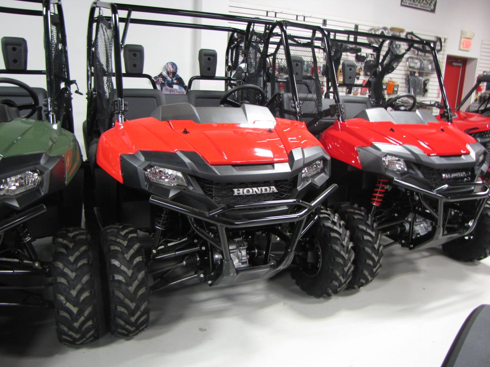 2020 Honda Pioneer 700 in Ottawa, Ohio - Photo 2
