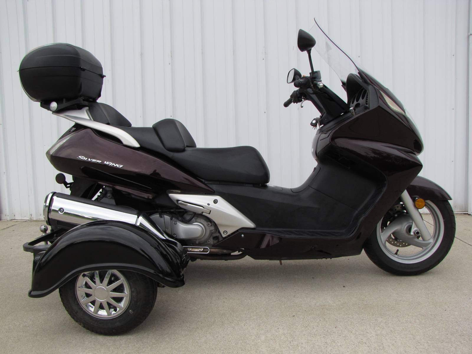2004 Honda Silver Wing in Ottawa, Ohio