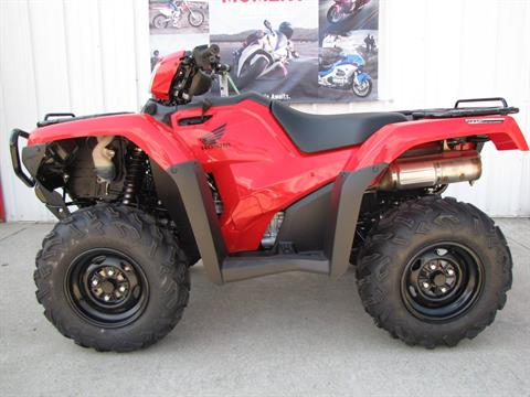 2017 Honda FourTrax Foreman Rubicon 4x4 DCT in Ottawa, Ohio