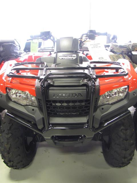 2018 Honda FourTrax Rancher 4x4 DCT IRS in Ottawa, Ohio