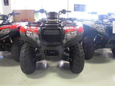 2018 Honda FourTrax Rancher 4x4 DCT IRS in Ottawa, Ohio - Photo 2