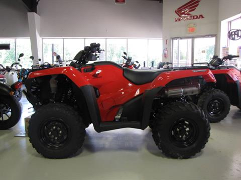 2018 Honda FourTrax Rancher 4x4 DCT IRS in Ottawa, Ohio - Photo 3