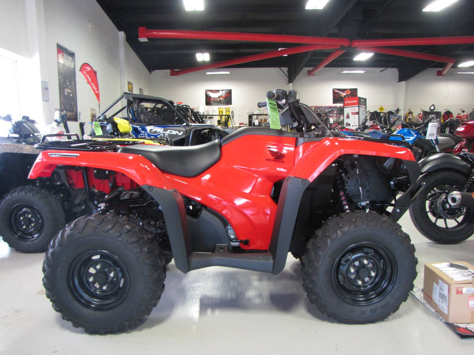 2018 Honda FourTrax Rancher 4x4 DCT IRS in Ottawa, Ohio - Photo 1