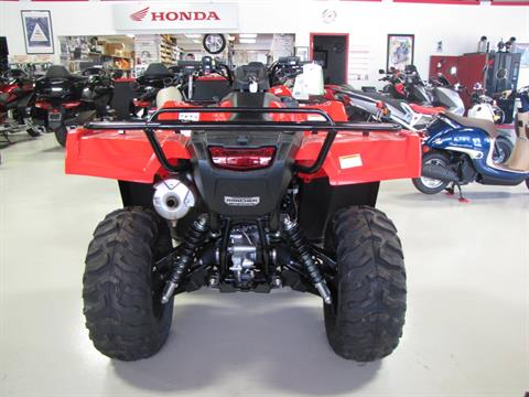 2018 Honda FourTrax Rancher 4x4 DCT IRS in Ottawa, Ohio - Photo 4