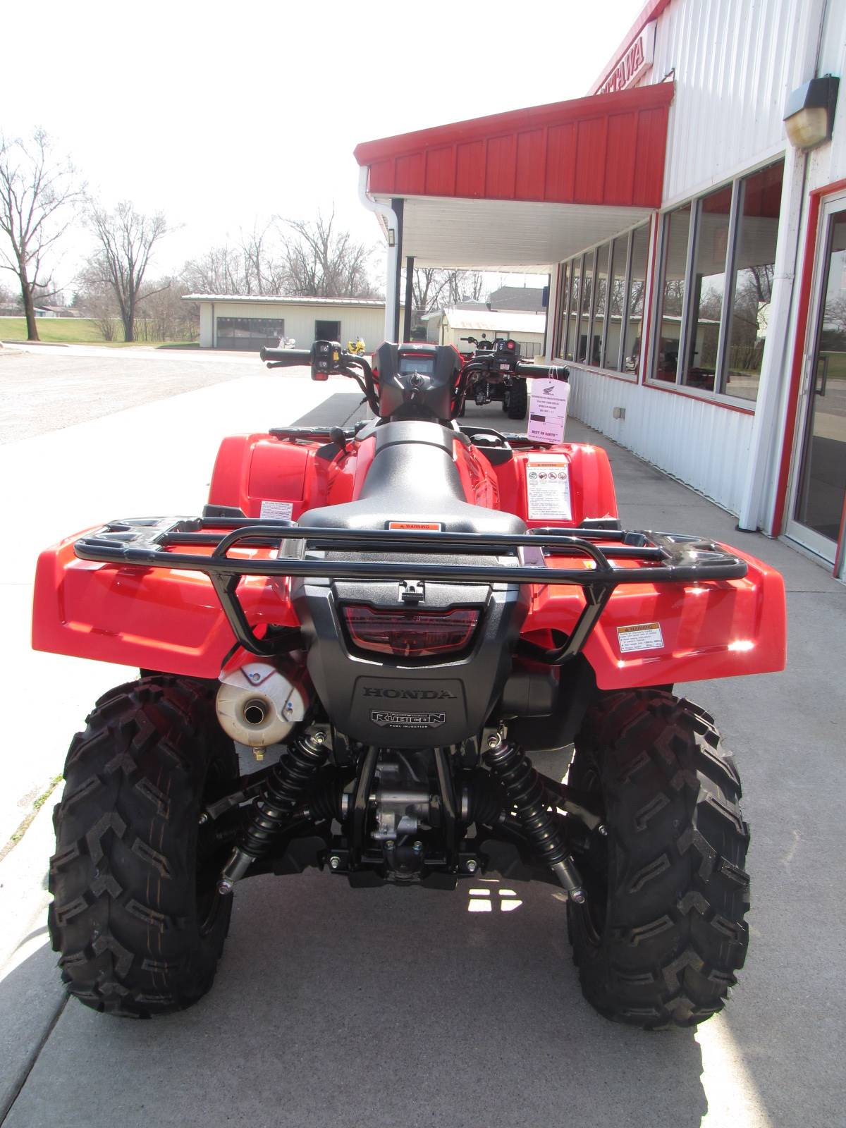 2018 Honda FourTrax Foreman Rubicon 4x4 Automatic DCT EPS in Ottawa, Ohio