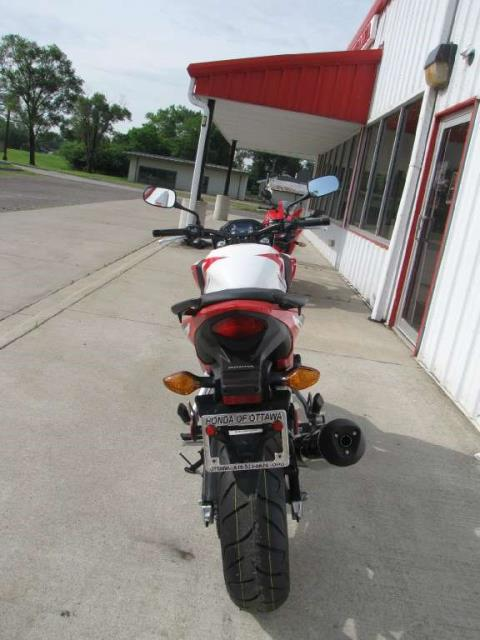 2015 Honda CB500F in Ottawa, Ohio