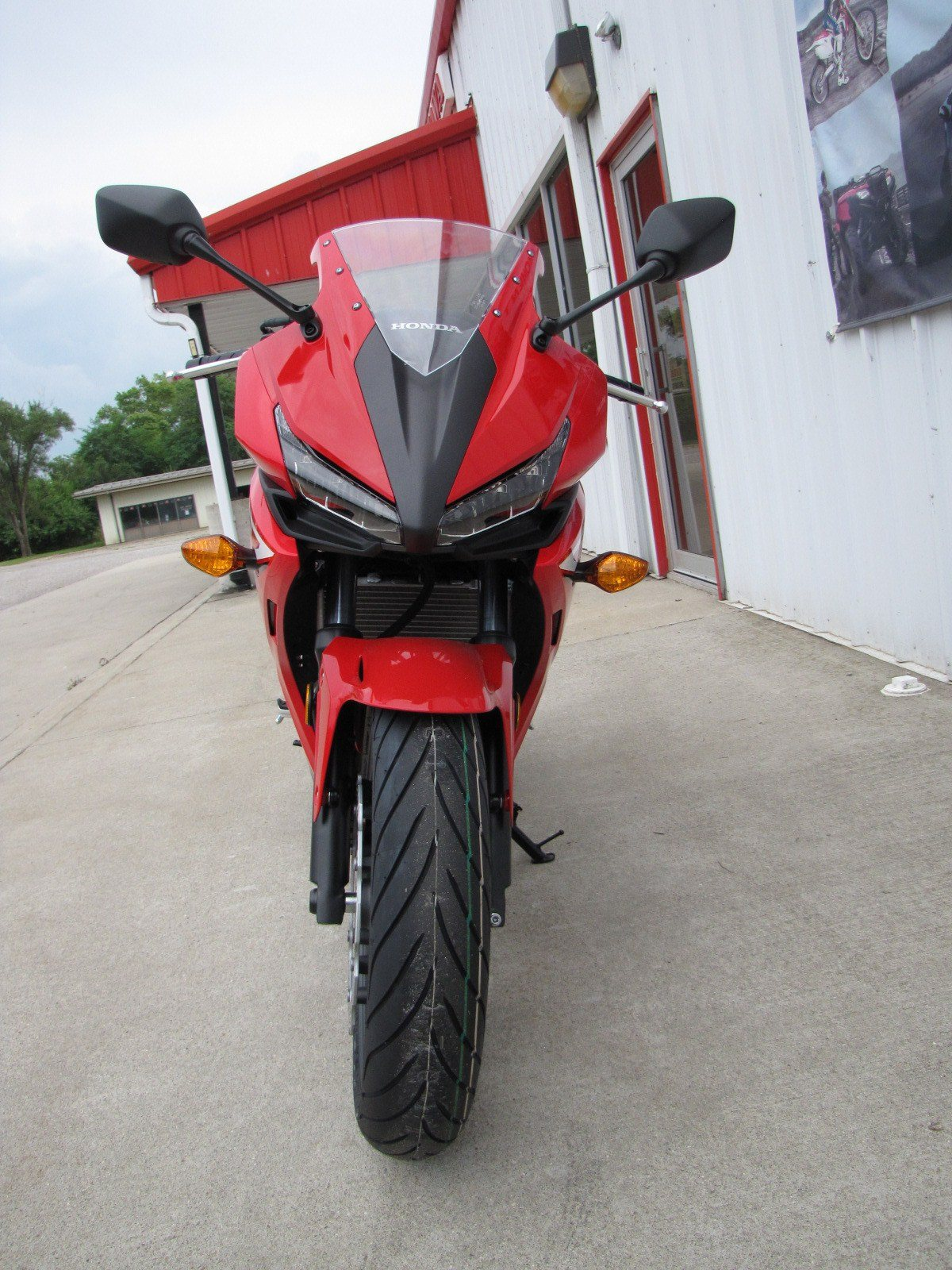 2016 Honda CBR500R in Ottawa, Ohio