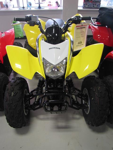 2018 Honda TRX250X in Ottawa, Ohio