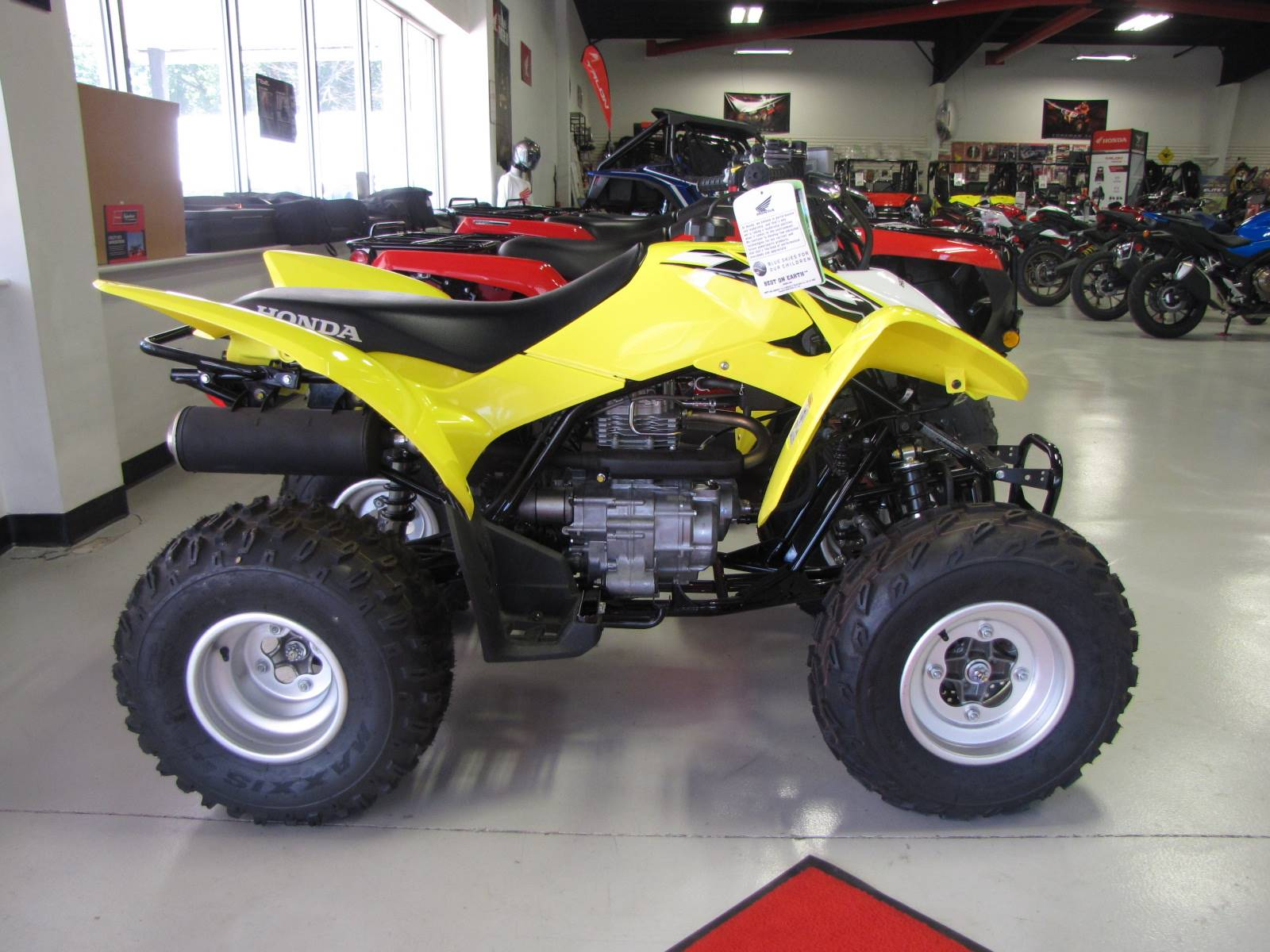 2018 Honda TRX250X in Ottawa, Ohio - Photo 2