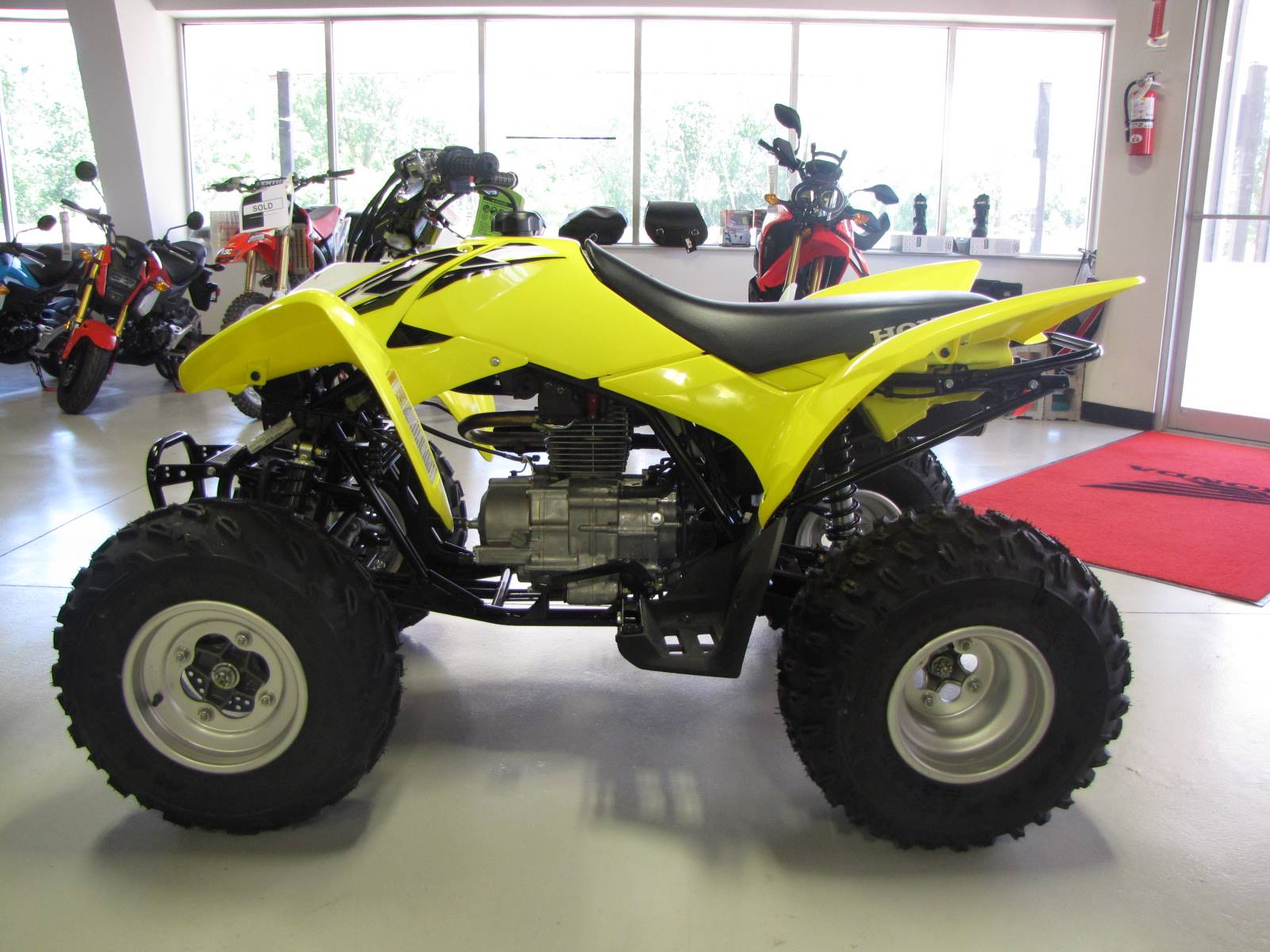 2018 Honda TRX250X in Ottawa, Ohio - Photo 1