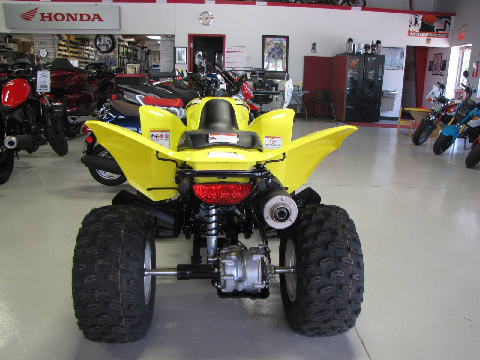 2018 Honda TRX250X in Ottawa, Ohio - Photo 4