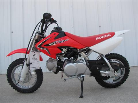 2019 Honda CRF50F in Ottawa, Ohio - Photo 2