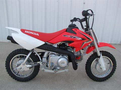 2019 Honda CRF50F in Ottawa, Ohio - Photo 1