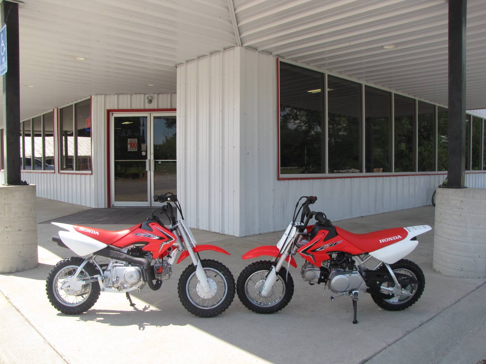 2019 Honda CRF50F in Ottawa, Ohio - Photo 5