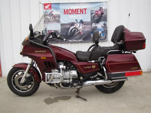 1985 Honda Gold Wing Interstate in Ottawa, Ohio