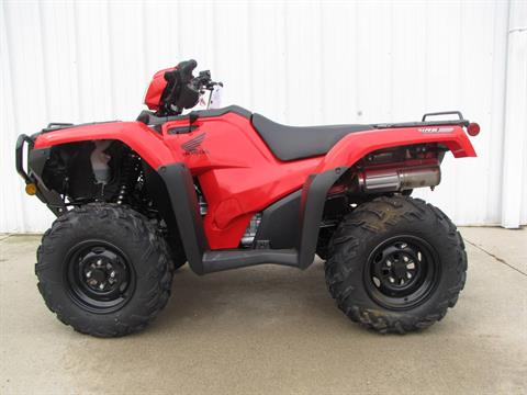 2020 Honda FourTrax Foreman Rubicon 4x4 Automatic DCT in Ottawa, Ohio