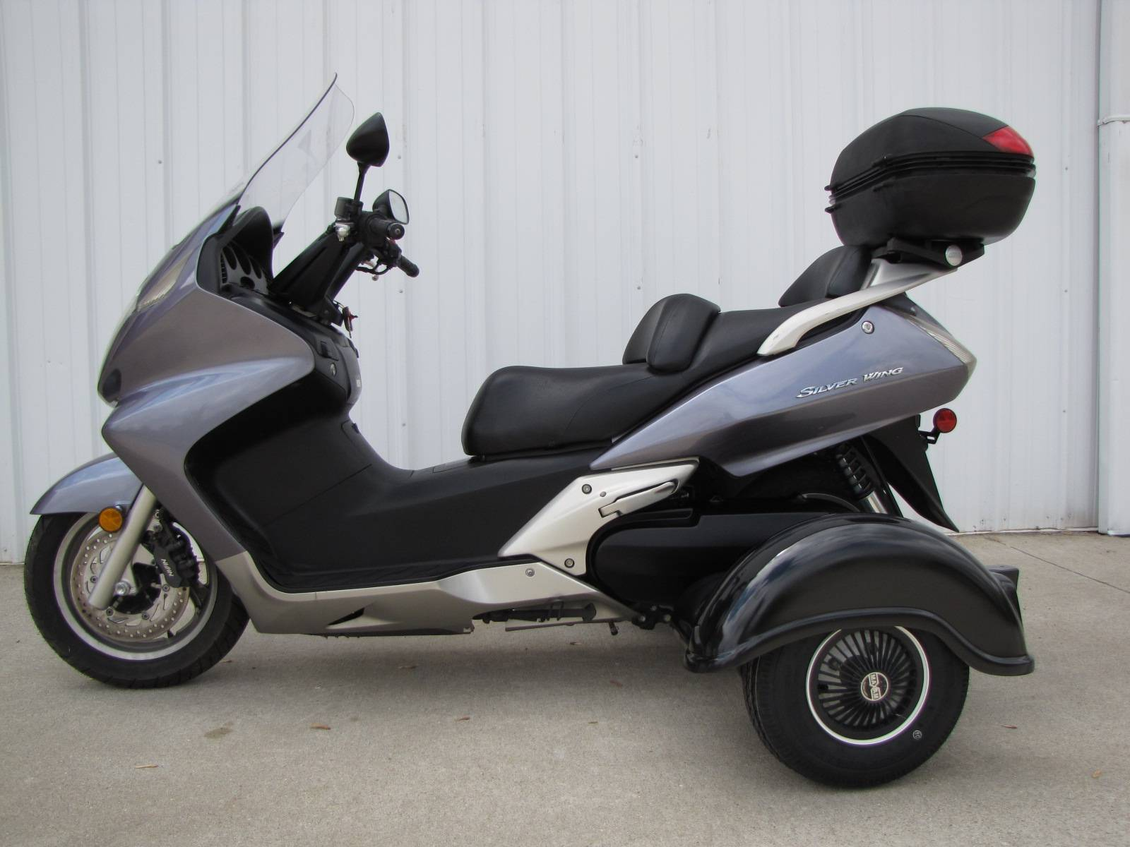 2007 Silver Wing