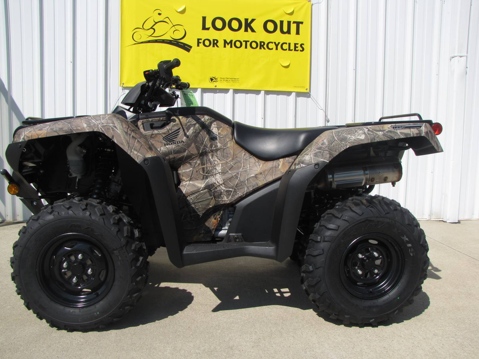 2019 Honda FourTrax Rancher 4x4 DCT IRS EPS 1