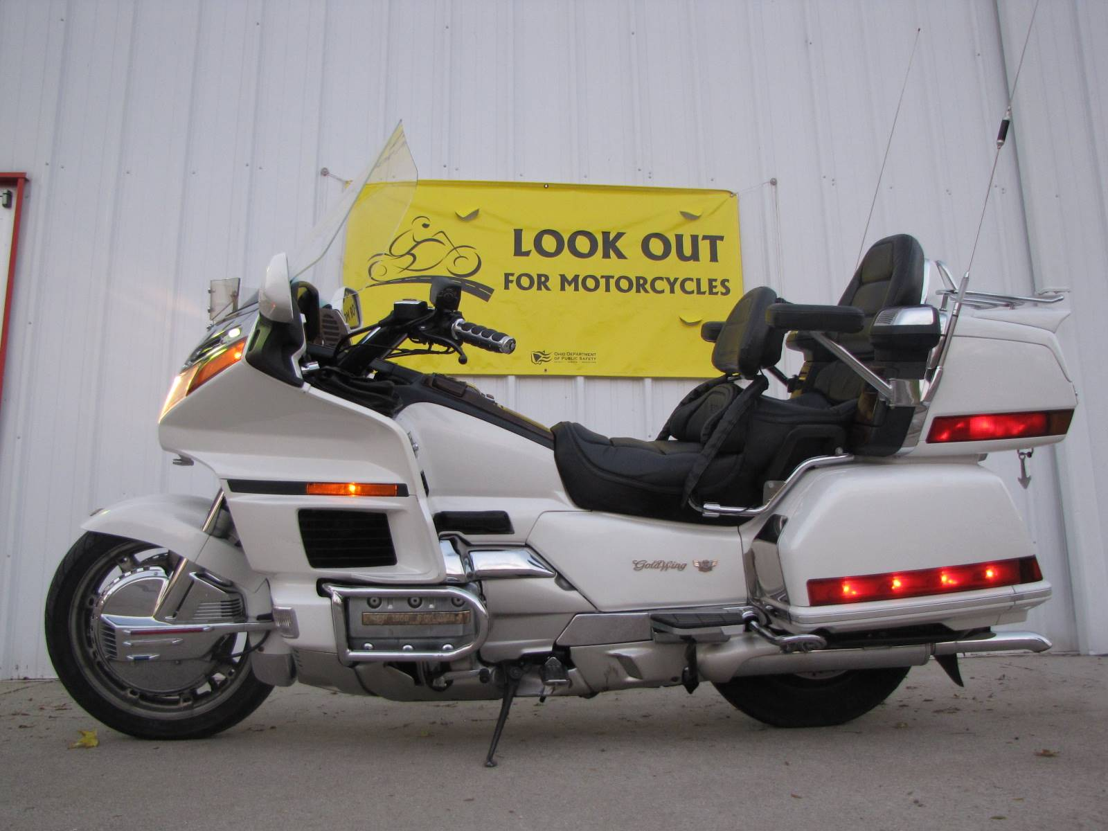 1996 Honda Gold Wing SE in Ottawa, Ohio