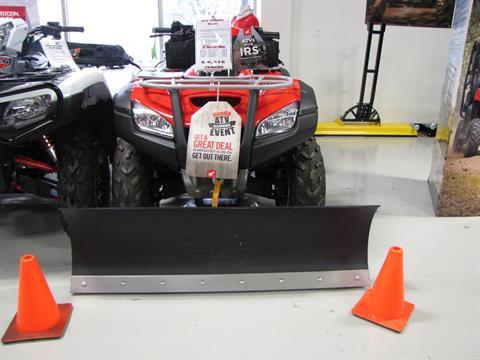 2015 Honda FourTrax® Rincon® 4x4 in Ottawa, Ohio