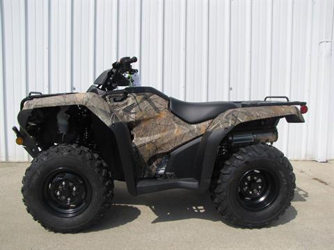 2020 Honda FourTrax Rancher 4x4 ES in Ottawa, Ohio