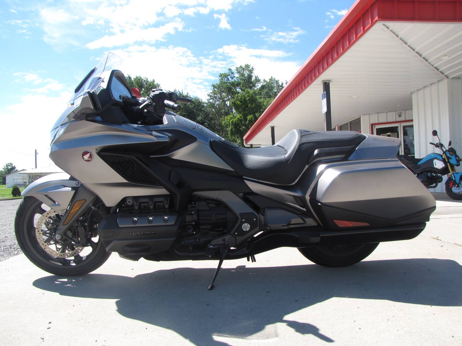 2018 Gold Wing DCT