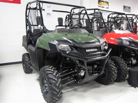 2019 Honda Pioneer 700 in Ottawa, Ohio - Photo 1