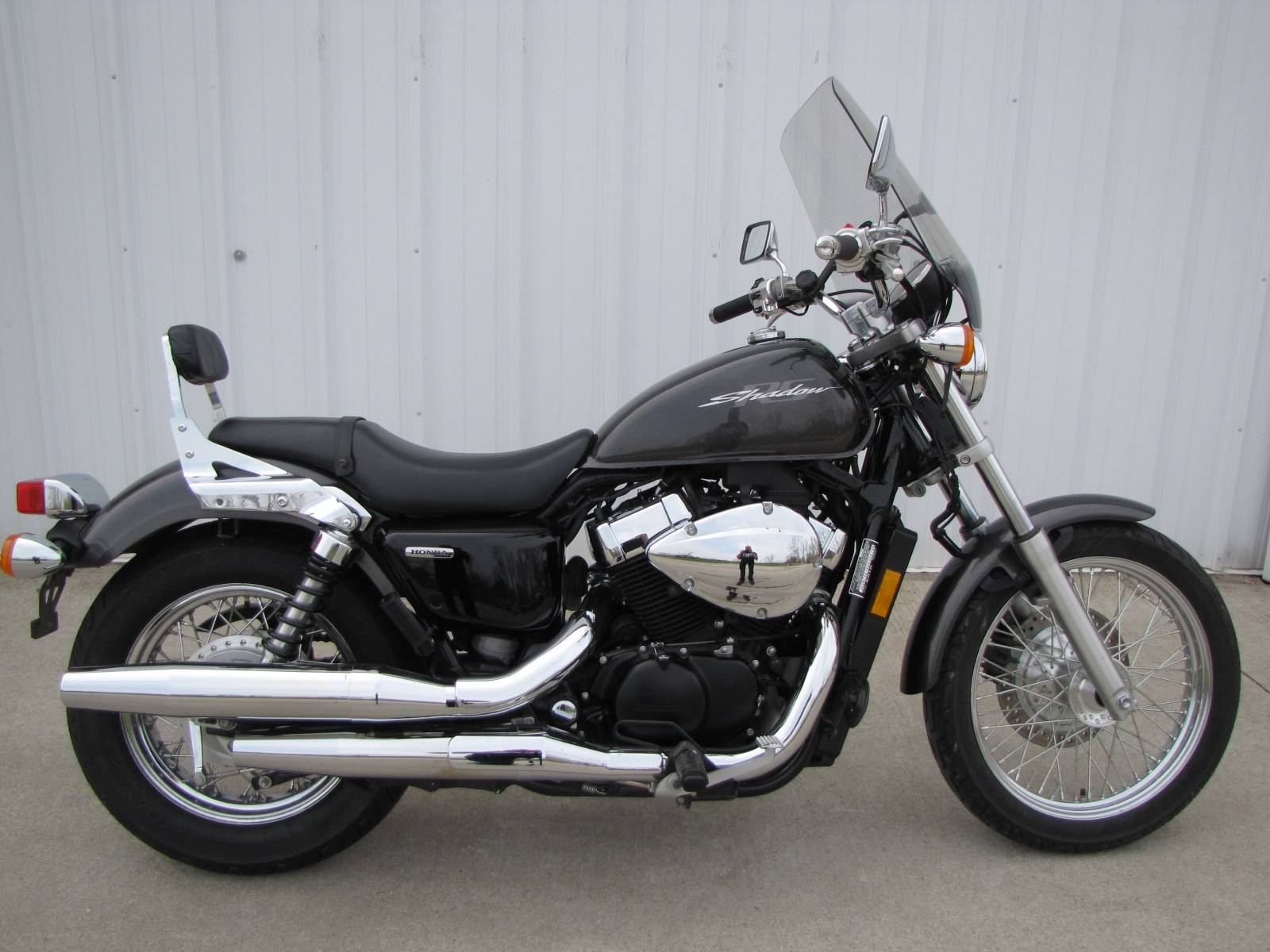 2010 Honda Shadow® RS in Ottawa, Ohio