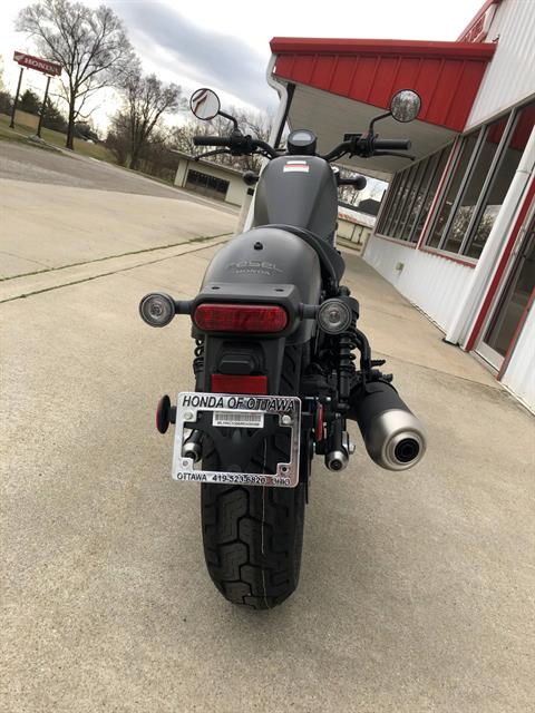 2021 Honda Rebel 300 ABS in Ottawa, Ohio - Photo 4