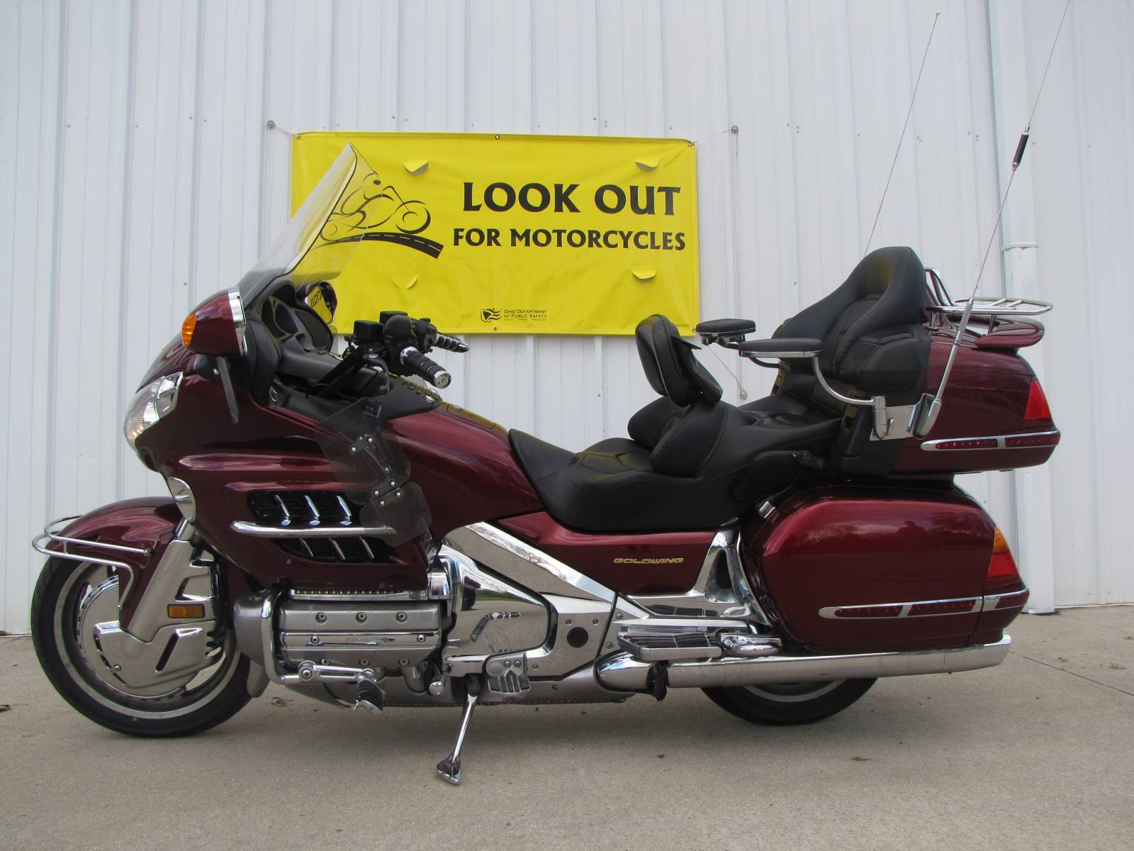 2004 Honda Gold Wing in Ottawa, Ohio - Photo 1