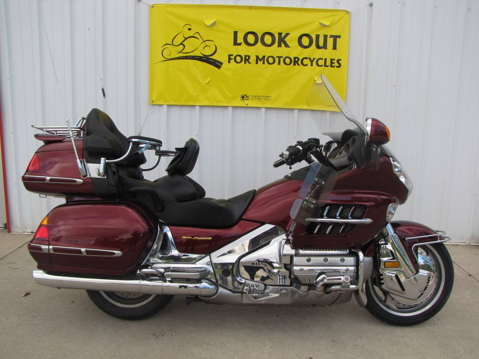 2004 Honda Gold Wing in Ottawa, Ohio - Photo 4