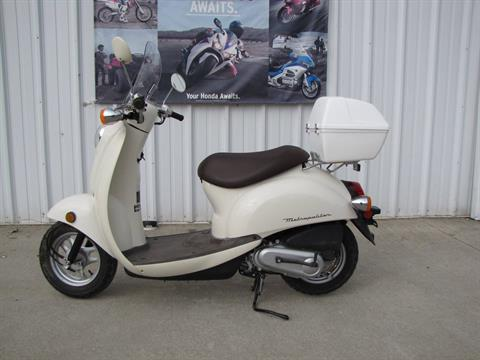 2009 Honda Metropolitan® in Ottawa, Ohio - Photo 1