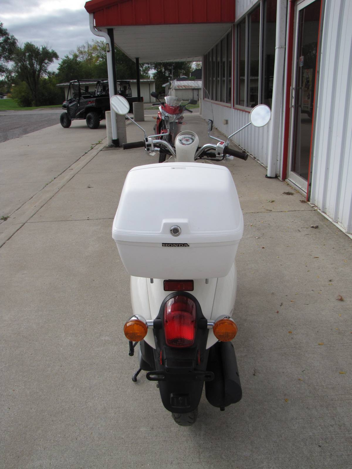 2009 Honda Metropolitan® in Ottawa, Ohio - Photo 4