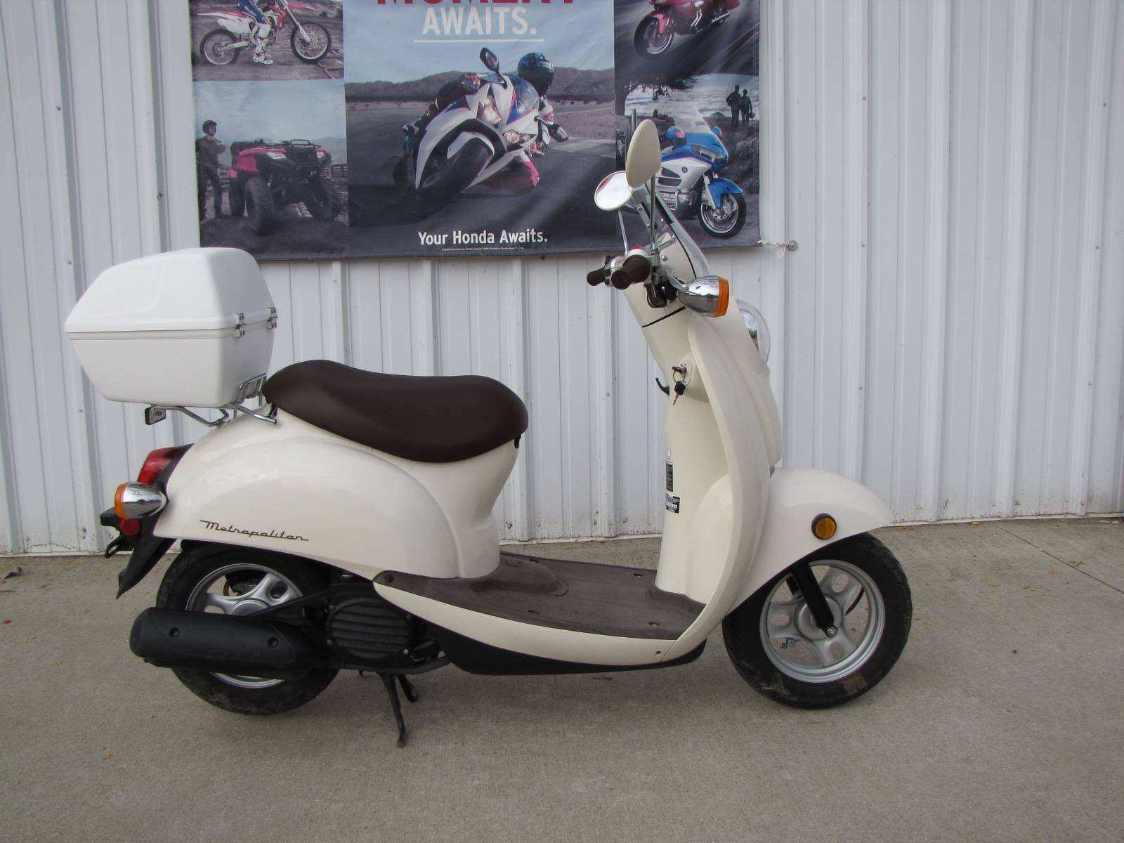 2009 Honda Metropolitan® in Ottawa, Ohio - Photo 2