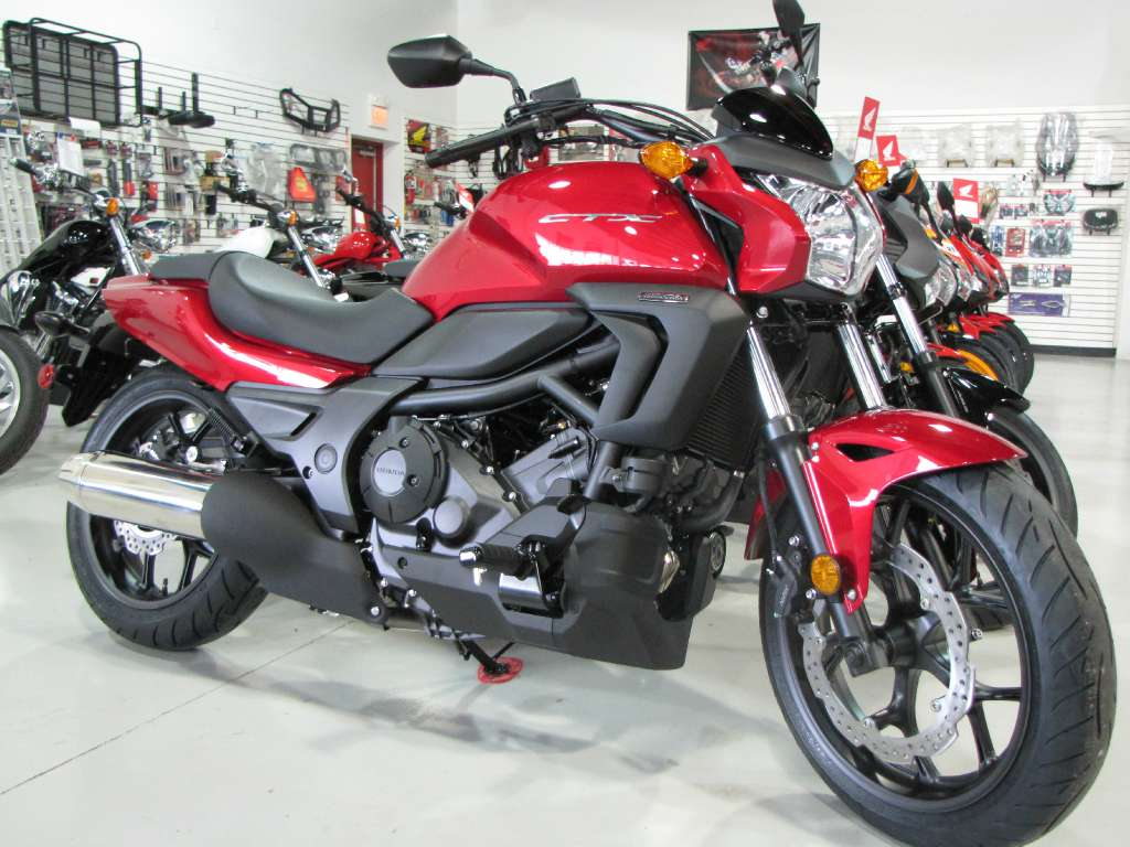 2014 Honda CTX®700N in Ottawa, Ohio