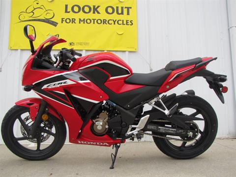 2018 Honda CBR300R in Ottawa, Ohio