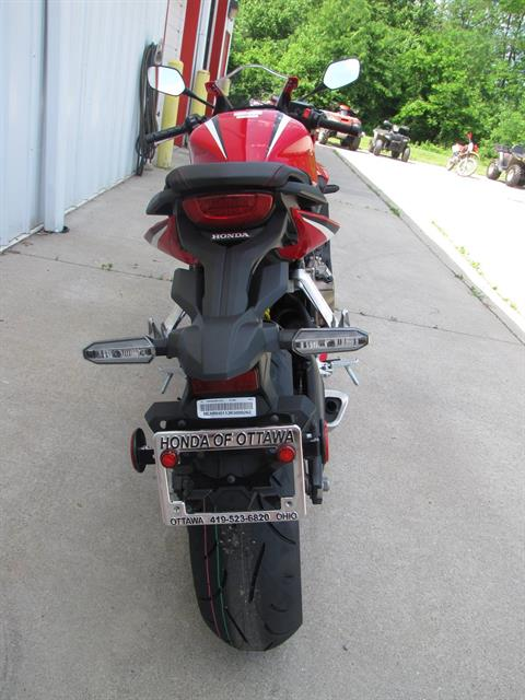 2019 Honda CBR650R in Ottawa, Ohio - Photo 4