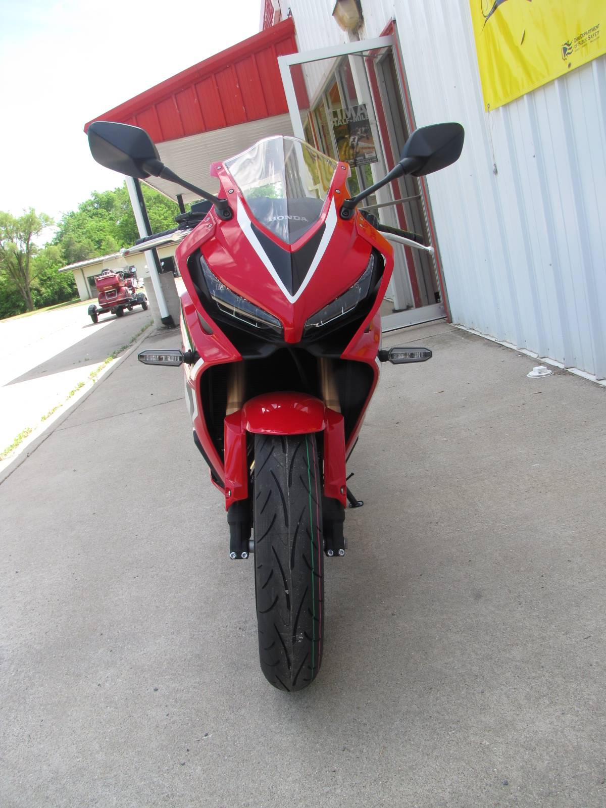 2019 Honda CBR650R in Ottawa, Ohio - Photo 3