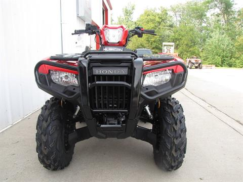 2020 Honda FourTrax Foreman Rubicon 4x4 Automatic DCT EPS in Ottawa, Ohio - Photo 3