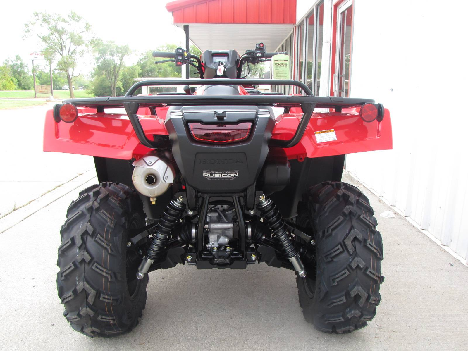 2020 Honda FourTrax Foreman Rubicon 4x4 Automatic DCT EPS in Ottawa, Ohio - Photo 4