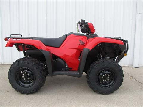 2020 Honda FourTrax Foreman Rubicon 4x4 Automatic DCT EPS in Ottawa, Ohio - Photo 2