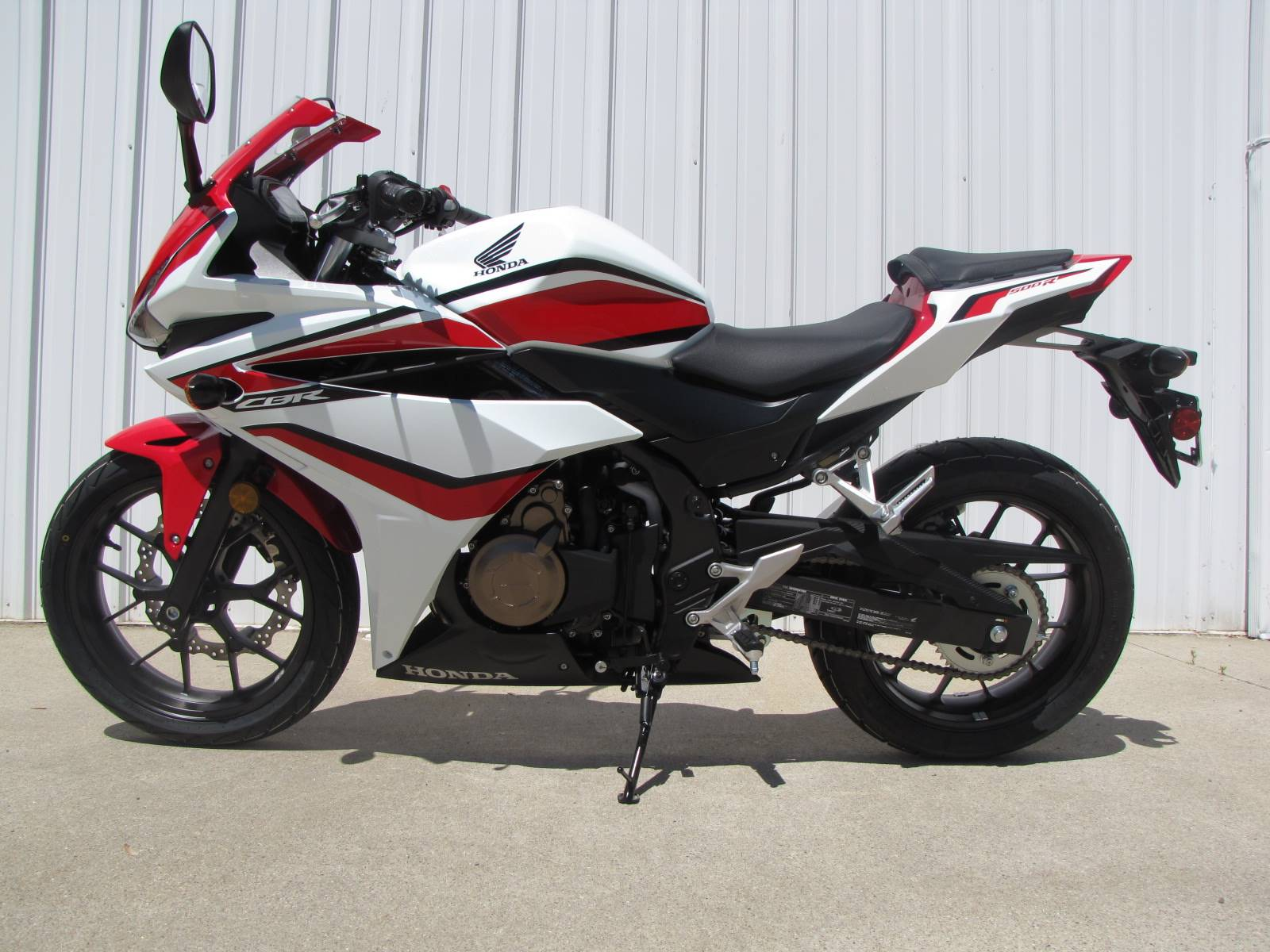 2018 Honda CBR500R in Ottawa, Ohio - Photo 1