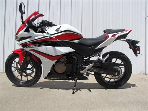2018 Honda CBR500R in Ottawa, Ohio