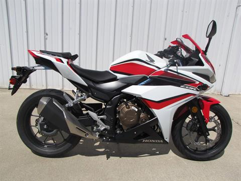 2018 Honda CBR500R in Ottawa, Ohio - Photo 2