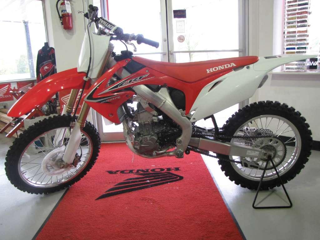 2012 Honda CRF250R 1