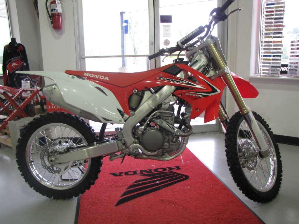 2012 Honda CRF250R 2