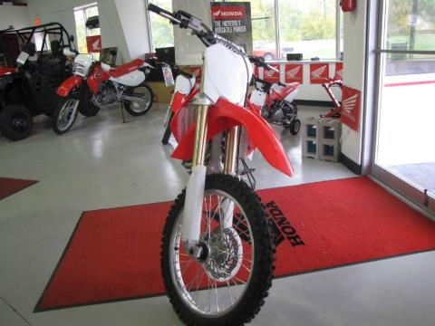 2012 Honda CRF®250R in Ottawa, Ohio
