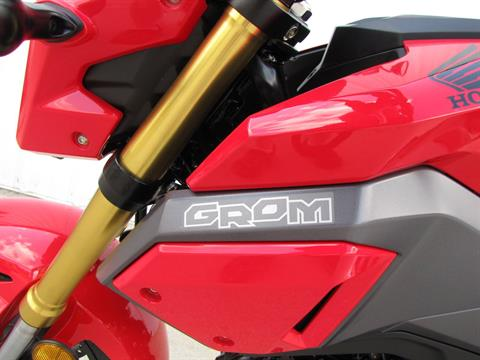 2018 Honda Grom ABS in Ottawa, Ohio